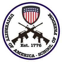 University of America Badge
